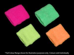 Neon Sweatbands - Pink, Yellow, Green, Orange