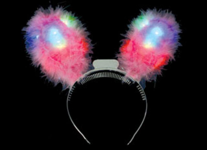 Flashing Bunny Ears