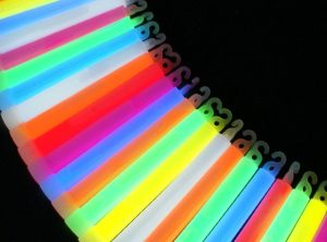 6″ Glow Sticks – Bulk Pack of 25