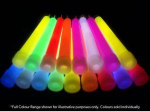 6″ Glow Sticks