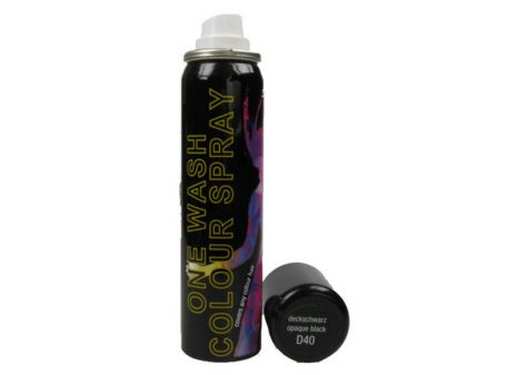 Colour Spray for Hair & Wigs - Black