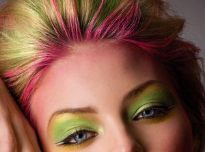 Neon Hair Mascara