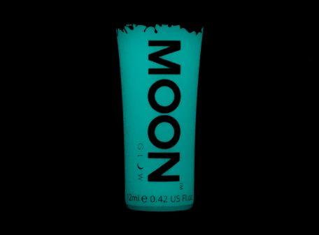Glow-in-the-dark-UV-square-Blue