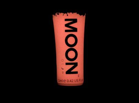Glow-in-the-dark-UV-square-Orange