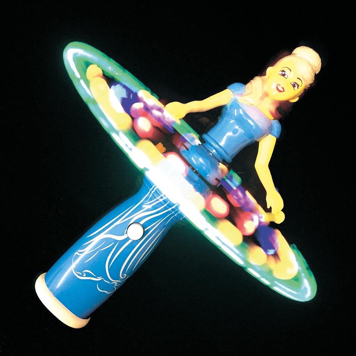 Princess Atomic Spinner