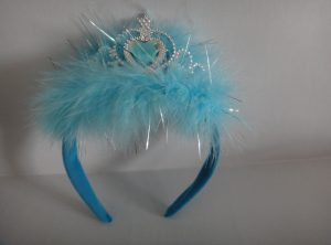 Blue Flashing Tiara