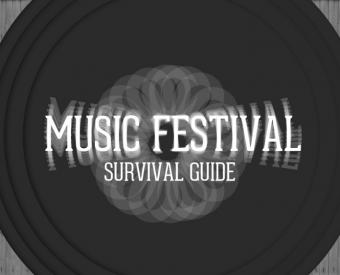 Music Festival Survival Kit