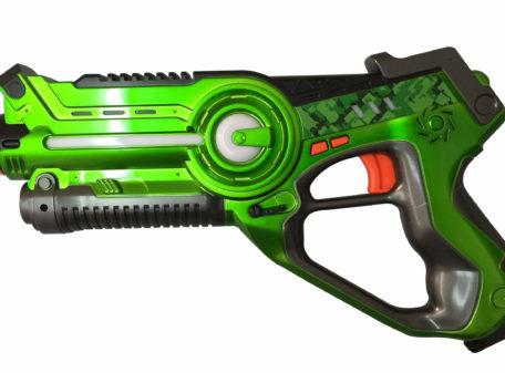 Infrared Laser Quest Gun - Green