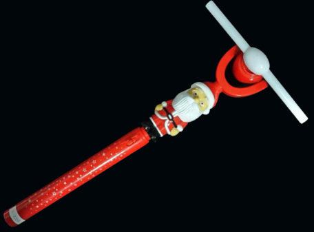 Santa Swivel Fan Wand